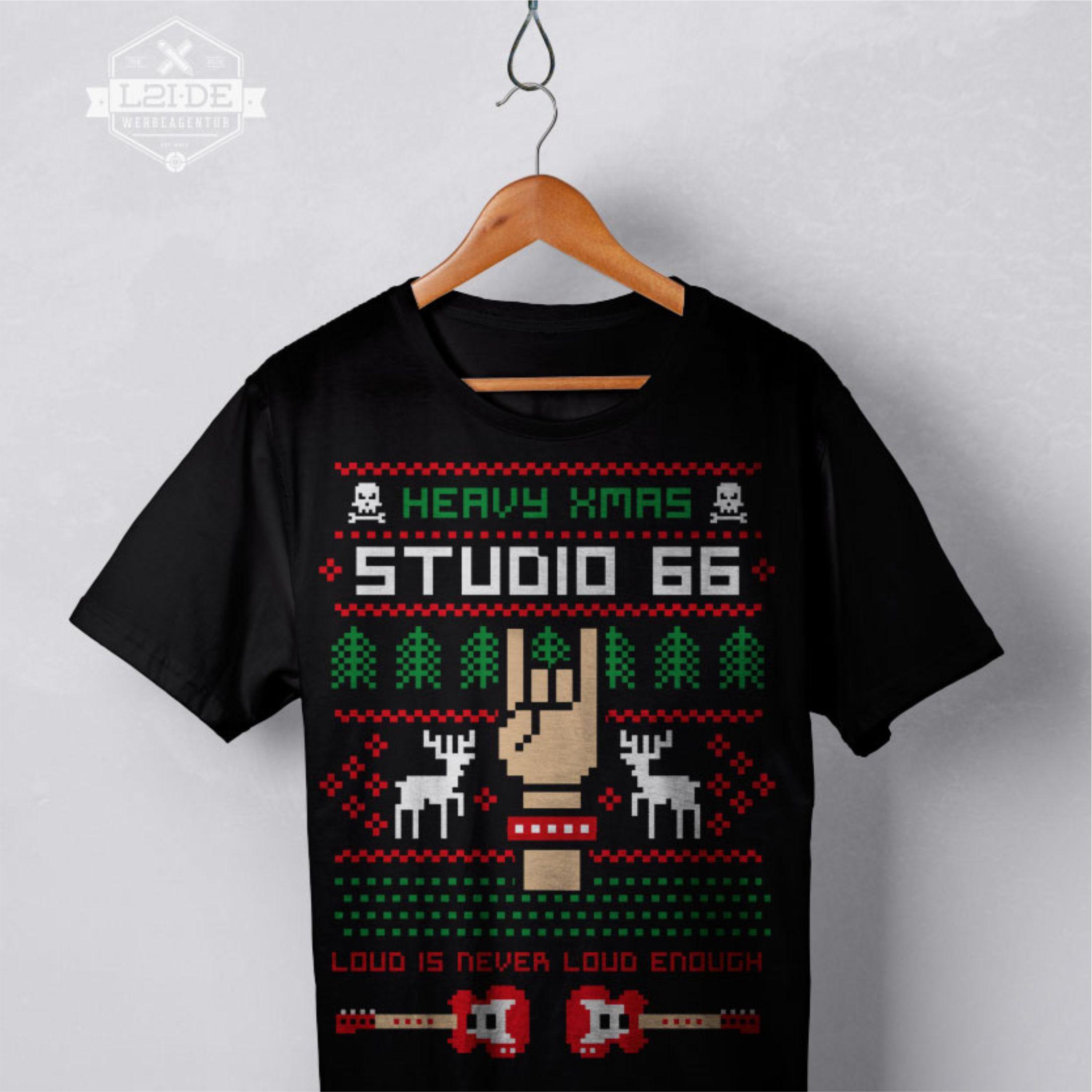 T-Shirt Studio66 XMAS